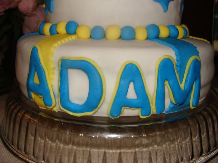Le Gateau De Naissance D Adam Ma Boite A Gateau Cake Designer