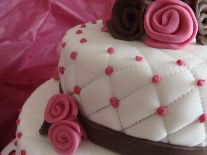 Le gâteau de mariage de Steph et Fred  Ma Boîte à Gâteau Cake ...
