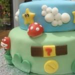 Gâteau Princesse Peach