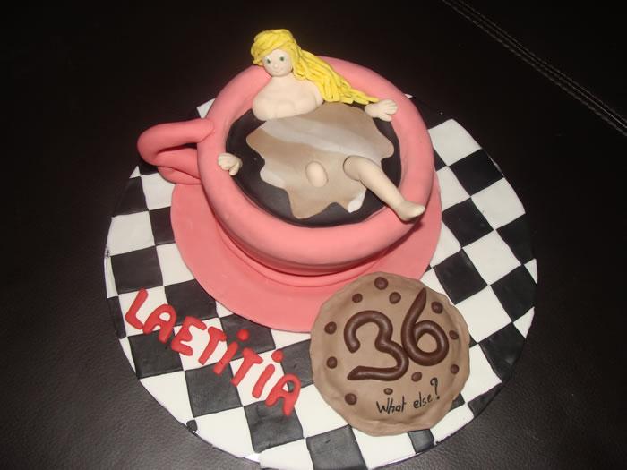 Le g teau tasse ma bo te g teau cake designer p tissier - Gateau dans une tasse ...