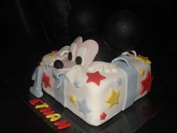 Extrêmement Un Mickey surprise pour Ethan !! | Ma Boîte à Gâteau Cake Designer  WJ75