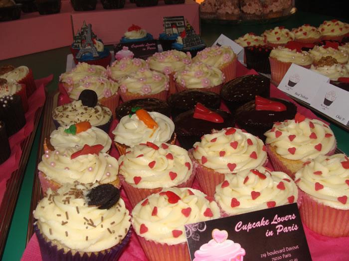 Cupcake Camp Paris Ii Cupcake Lovers In Paris Ma Boite A Gateau