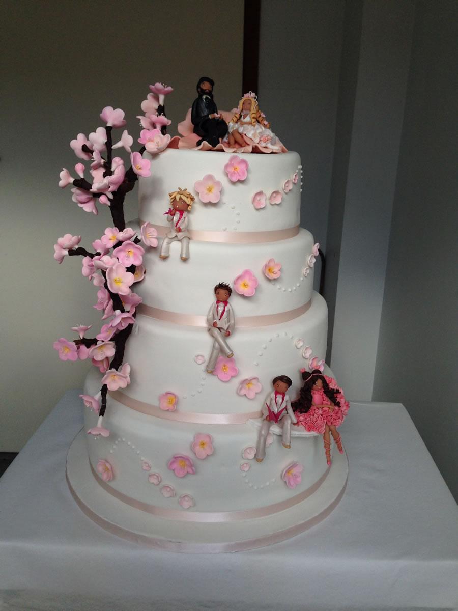 Recette Cr Ef Bf Bdme Wedding Cake
